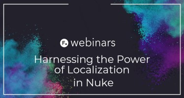 Harnessing the power of localization in Nuke