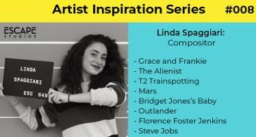 Artist Inspiration Series Linda Spaggiari