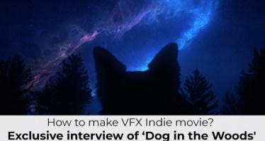 dog in the woods how to make vfx indie movie | Animaion News & Blogs