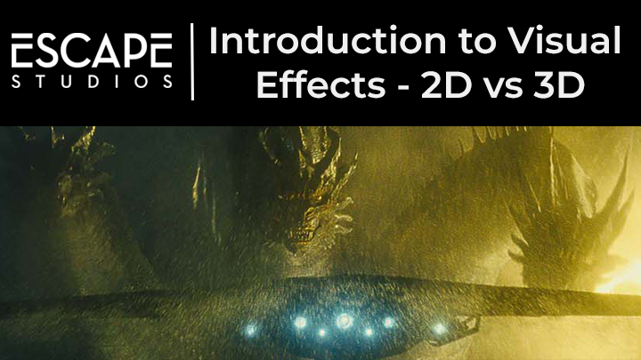 2d vs 3d introduction to visual effects