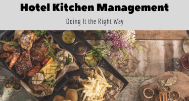 Hotel Kitchen Management doing by right way