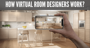 How virtual room designers work