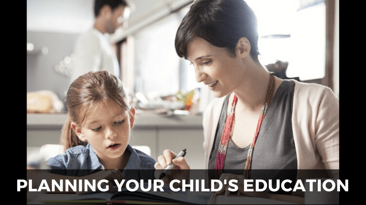 How to do child education planning