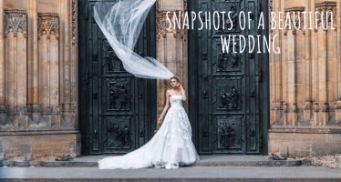 Snapshots of a Beautiful Wedding