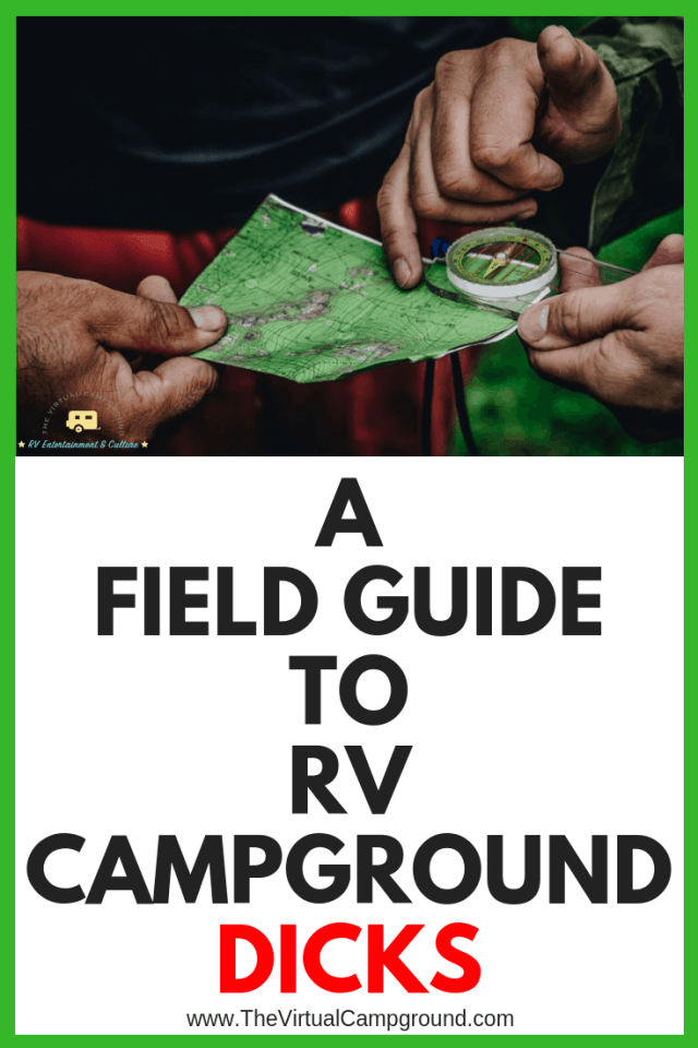 RV campground etiquette is so important, but with so many newbie RVers on the road now you've probably begun to notice a few of those around you that either don't know or just disregard simple manners and the rules. If you're living full-time in an RV then you're guaranteed to get a great laugh after reading this! Click this post and LOL. | www.TheVirtualCampground.com