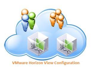 VMware Horizon View 5 x Basic Configurations - The Virtualist