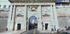 The Land Gate, Zadar, Croatia