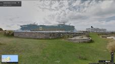 Cruise Ships, Bermuda