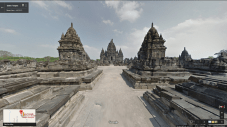 Sewu Temple, Indonesia