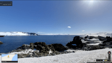 Views from Half Moon Island, Antarctica