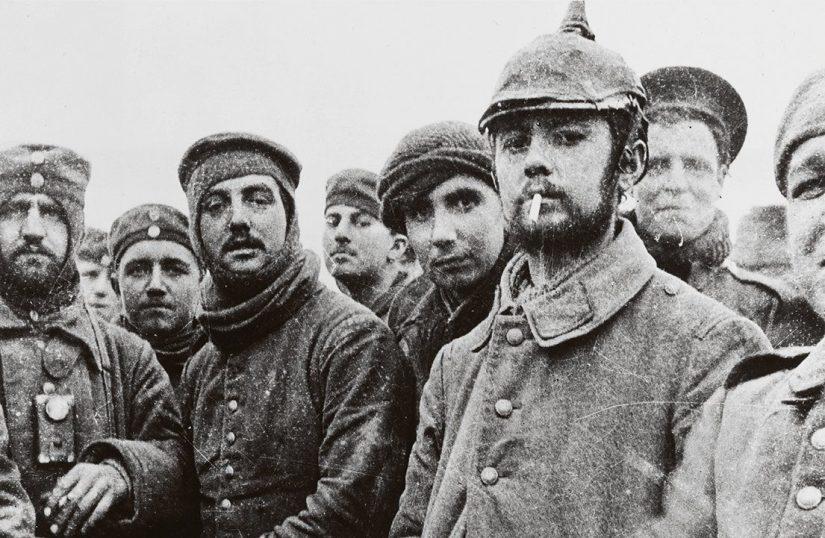 Quando la prima guerra mondiale fu sospesa per permettere ai soldati di festeggiare il Natale - The Vision