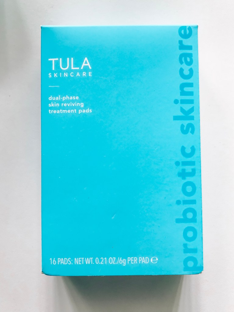 Weekly Tula Dual-Phase Skin Reviving Pads
