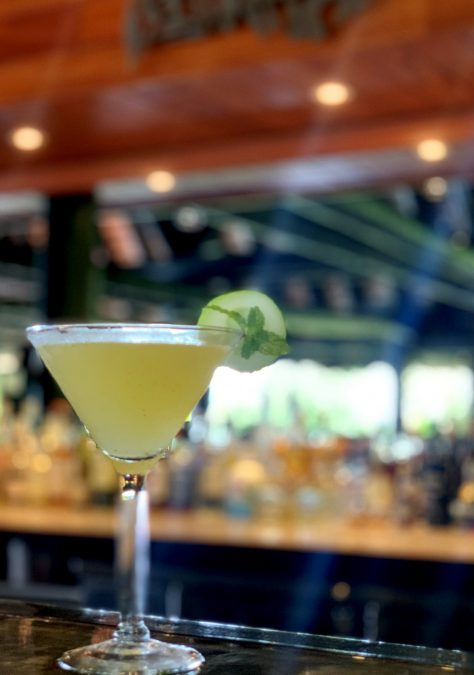 Fresh from Fiji at the Jean-Michel Cousteau Resort: The Cucumber Chill
