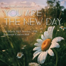 You Are The New Day – The Vocal Consort