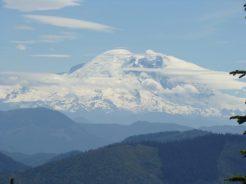 Miglės: A beautiful view of Mount Baker