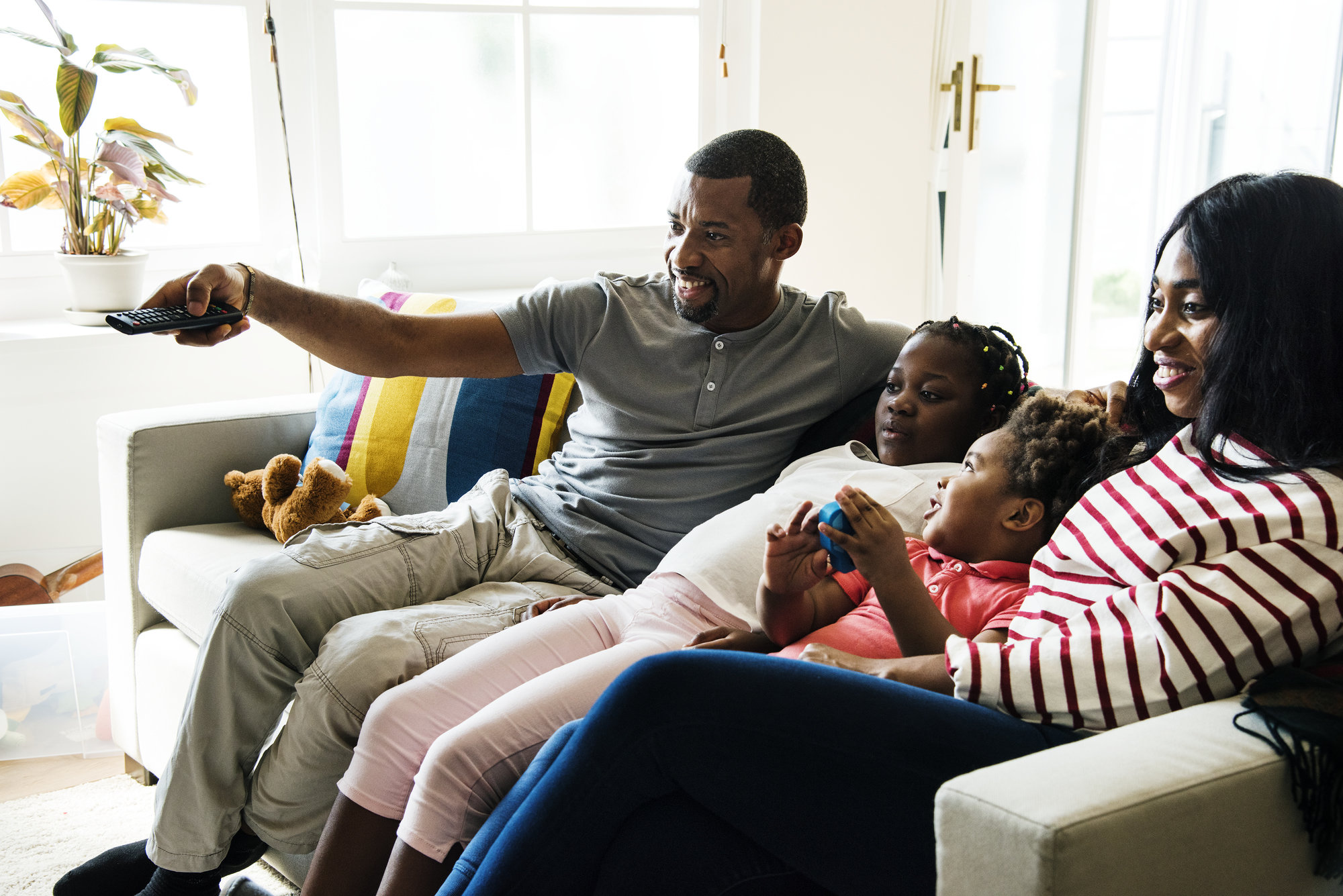Add these African American Children's Movies to Family Night!