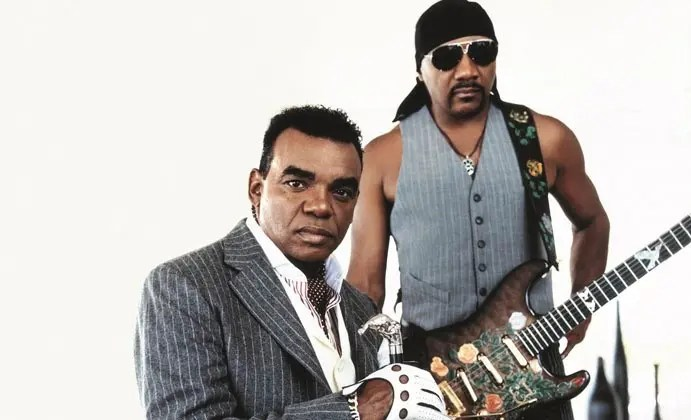Isley Brothers Cincinnati concert