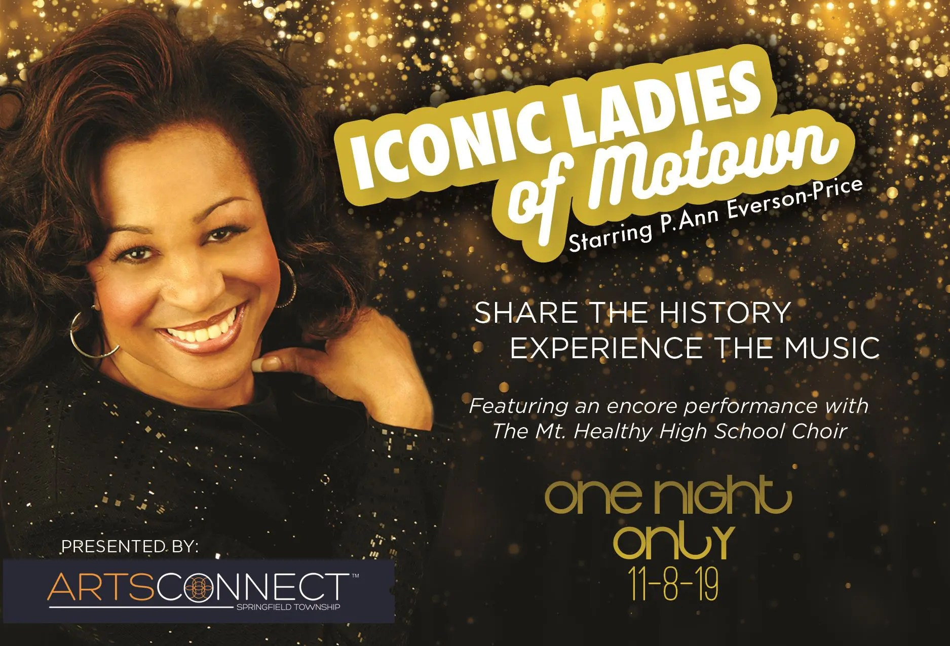 Iconic Ladies of Motown