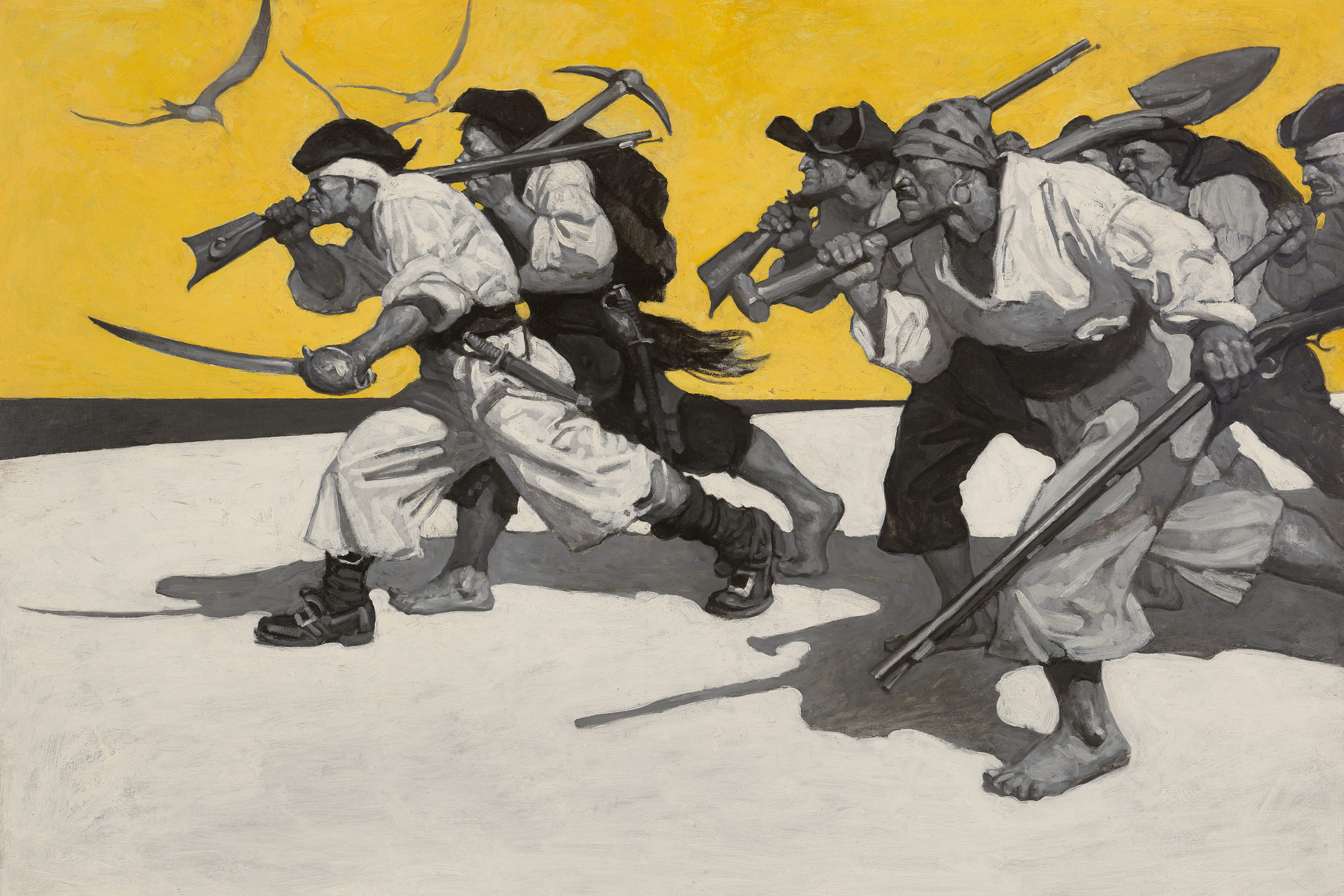 N. C. Wyeth: New Perspectives Exhibition