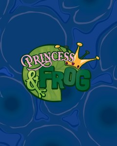 Princess and Frog play
