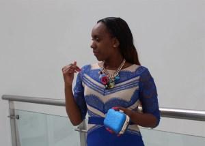 Personal stylist and fashion expert, Lethiwe Msibi