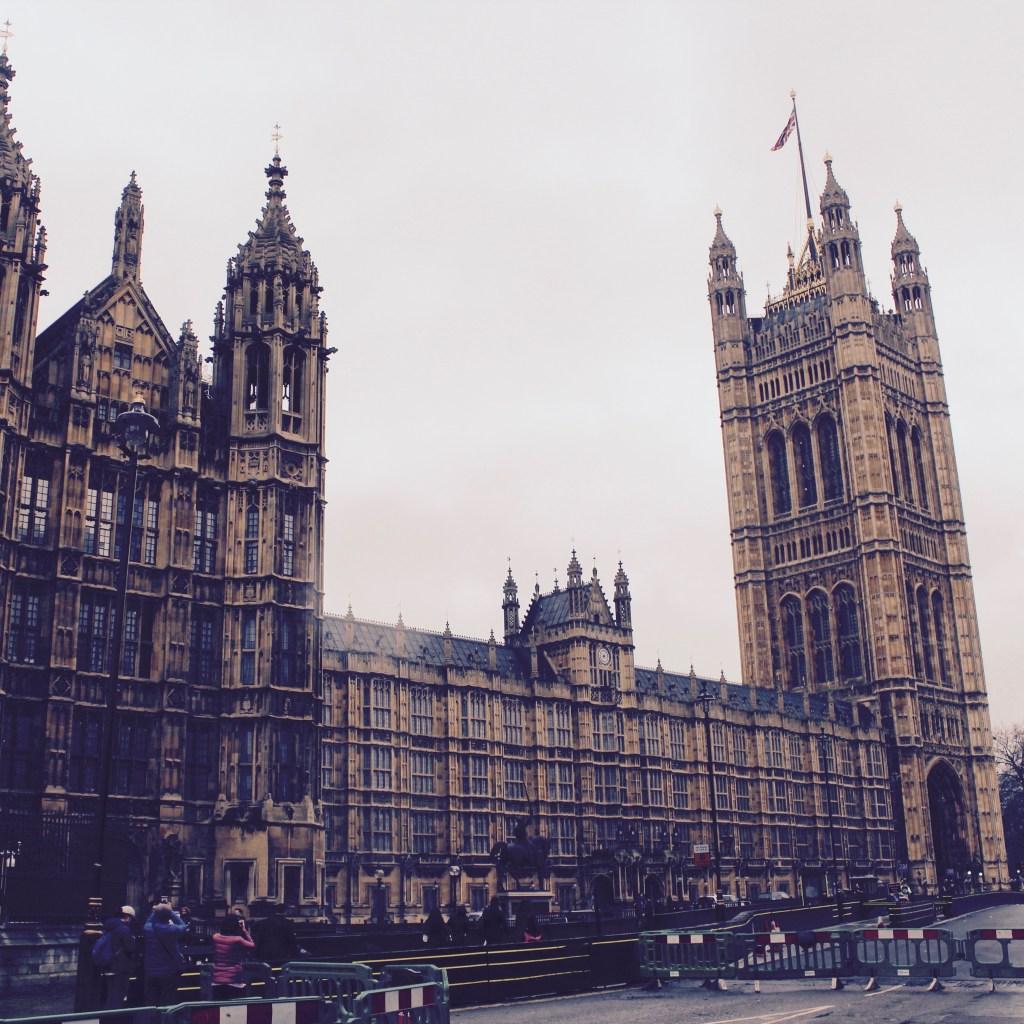 London: Intimidating Yet Intimate