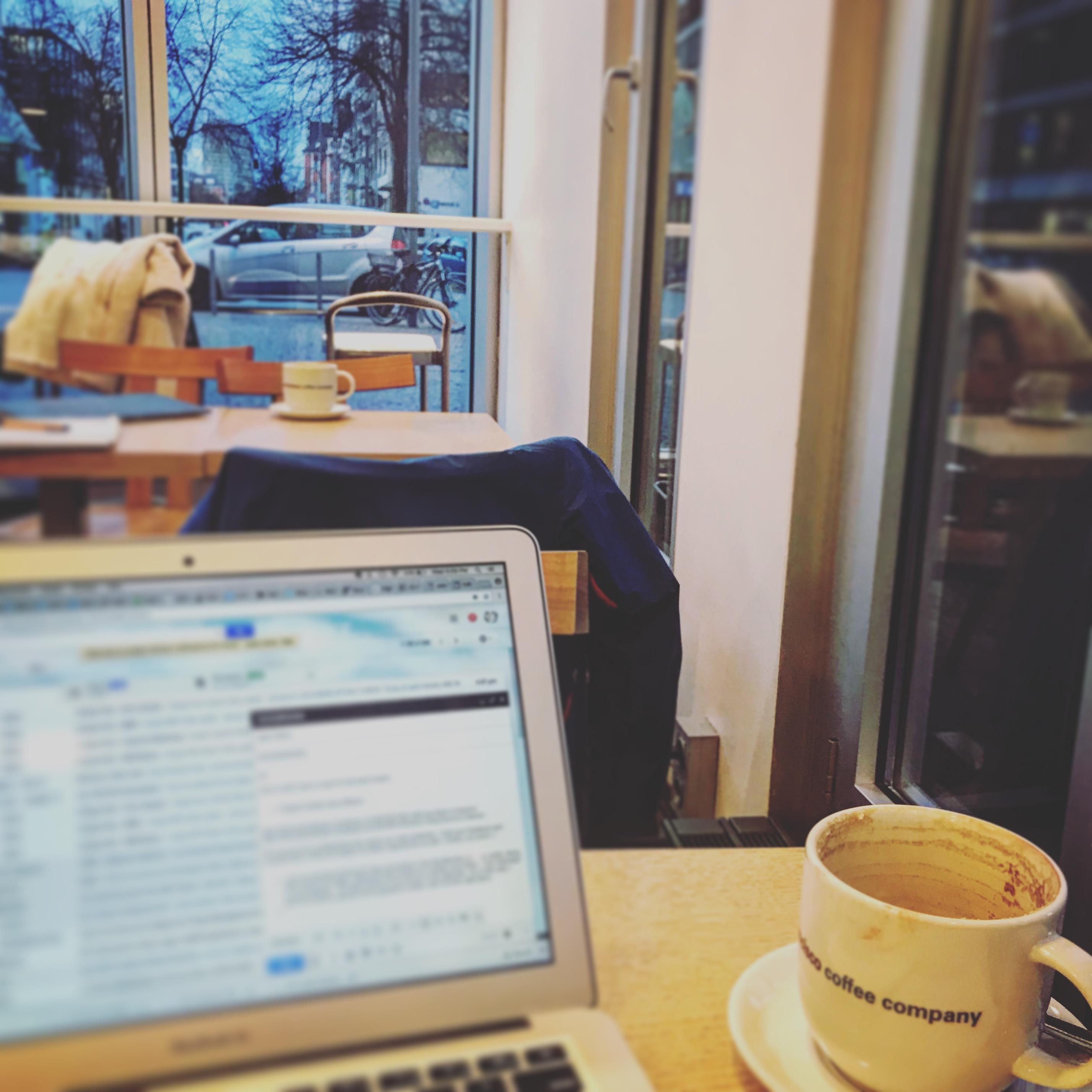 Munich Coffee Shop