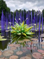 Chihuly Pond