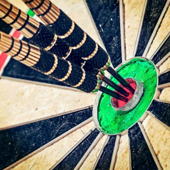 Coaching (1 of 4): DART Your Way to Achievement – DREAM