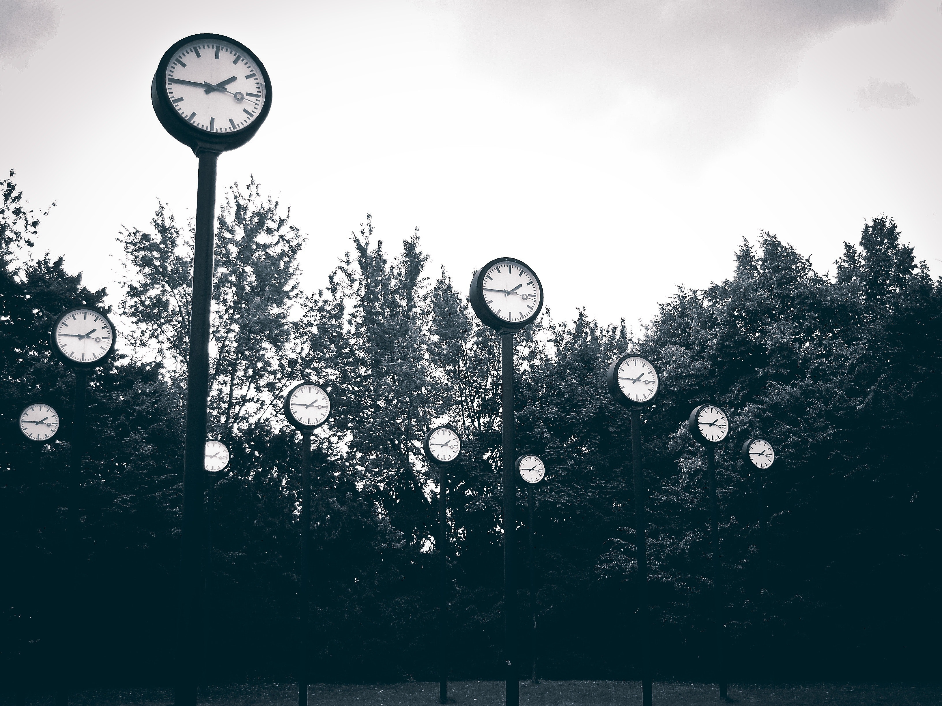 art-city-clock-277458