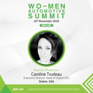 2020: Wo-Men Automotive Summit