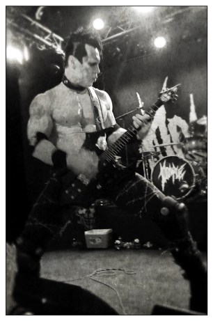 Doyle Wolfgang Von Frankenstein, Photo by J. Kevin Lynch, 2015