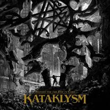 """Kataklysm, """"Waiting for the End to Come."""" Artwork by Eliran Kantor"""
