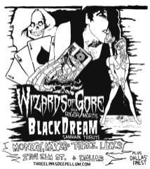 Anniversary show flyer, 2016