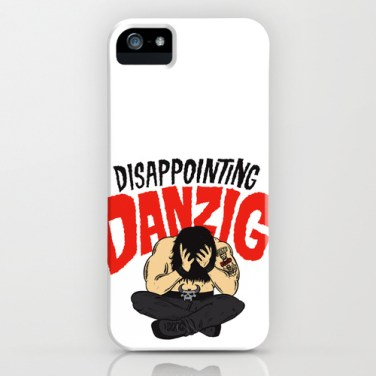 Danzig iPhone Case