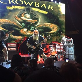 Crowbar @ Gas Monkey Live, Photo by J. Kevin Lynch, 2017.
