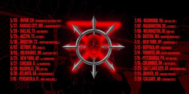 3teeth tour dates 2017