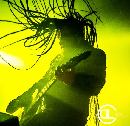 Septicflesh. Photo by DeLisa McMurray.