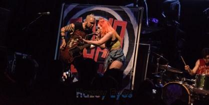 Sumo Cyco @ Canton Hall, Dallas, TX. Photo by Brently Kirksey.