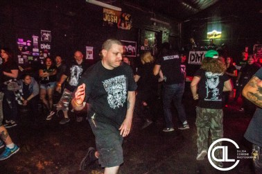 Dallas Metal Scene. Photo by DeLisa McMurray.