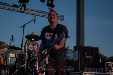 NOFX. Photo by Brently Kirksey.