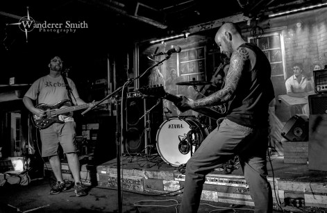 Mouth Breather @ Wit's End, Dallas,TX. Photo by Corey Smith.