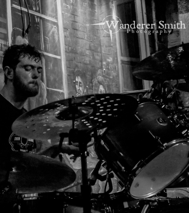 In Oblivion @ Wit's End, Dallas,TX. Photo by Corey Smith.