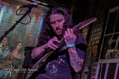 Giant of the Mountain @ Wit's End, Dallas,TX. Photo by Corey Smith.