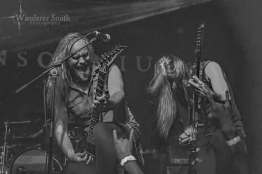 Insomnium @ Trees, Dallas, TX. Photo by Corey Smith.