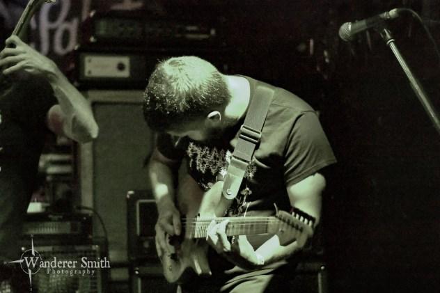 Cognizant @ Reno's, Dallas, TX. Photo by Corey Smith.