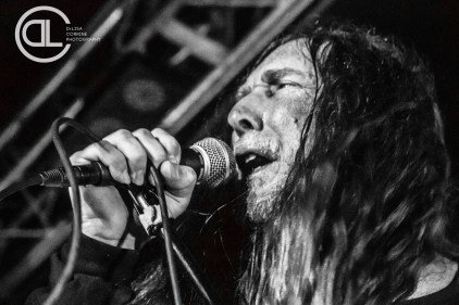 Obituary @ Gas Monkey Bar n' Grill. Photo by DeLisa McMurray.