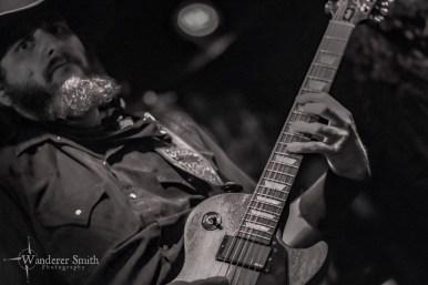 The Black Moriah @ Renos, Dallas, TX. Photo by Corey Smith.