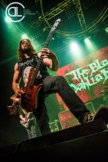 The Black Dahlia Murder @ Gas Monkey Live, Dallas, TX. Photo by DeLisa McMurray.