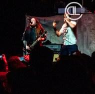 Napalm Death @ Gas Monkey Live, Dallas, TX. Photo by DeLisa McMurray.